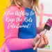 7 Activities to Keep the Kids Occupied